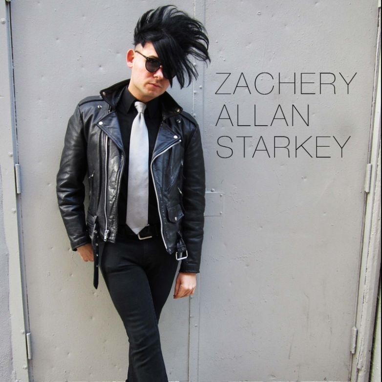 ZACHERY ALLAN STARKEY