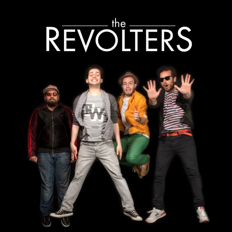 THE REVOLTERS