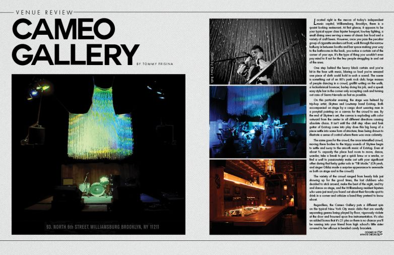 CAMEO GALLERY