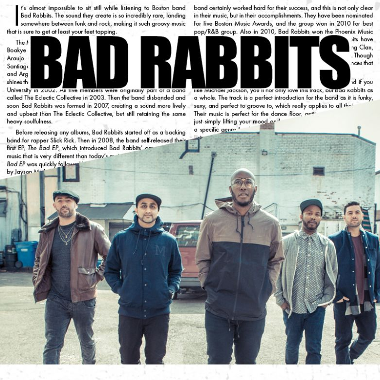 BAD RABBITS